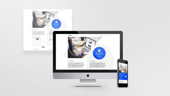 Koodi website
