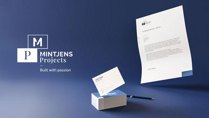 Lionfield Branding op maat Mintjens Projects