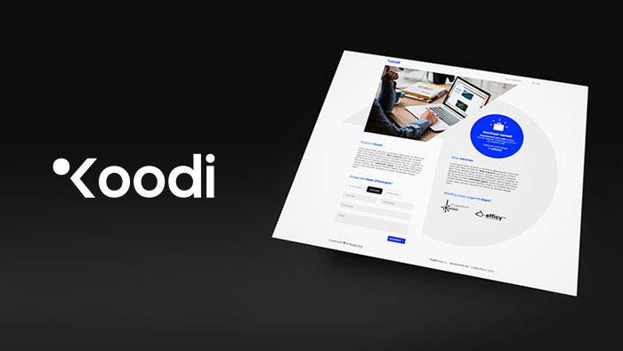 Lionfield Website op maat Koodi