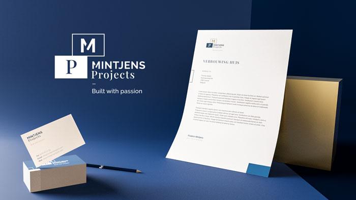 Mintjens Projects huisstijl