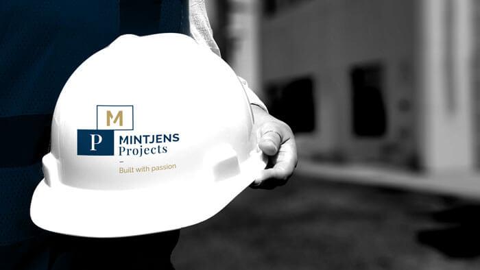 Mintjens Projects veiligheidshelm